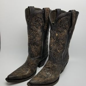 Lychesse boots 7.5